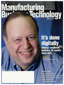 Manufacturing Business Technology January 2008